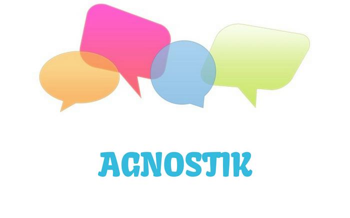 Agnostik – značenje, definicija, pojam