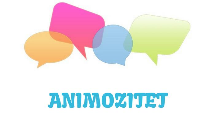 Animozitet - značenje, definicija, pojam