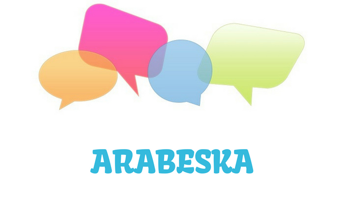 Arabeska – značenje, pojam