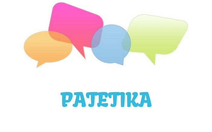 Patetika, patetičan – značenje, definicija, pojam