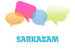 Sarkazam - značenje, definicija, pojam, primer