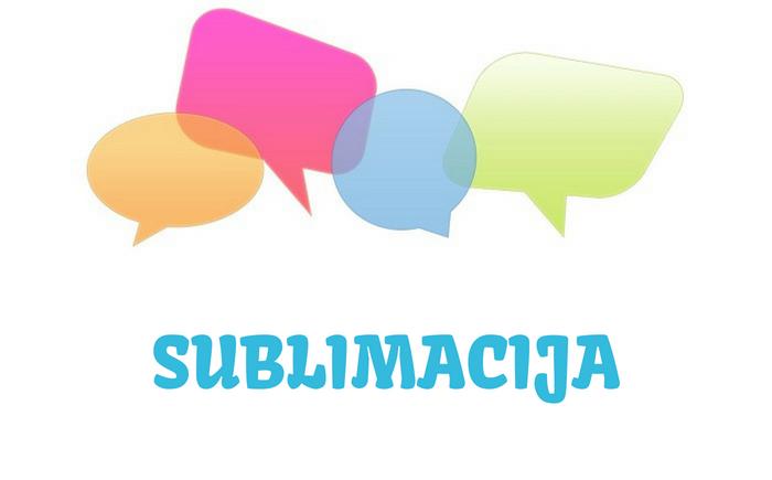 Sublimacija – značenje, definicija, pojam