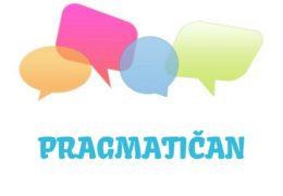 Pragmatičan – značenje,  pojam