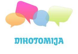 Dihotomija – značenje,  pojam
