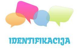 Identifikacija – značenje,  pojam