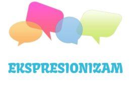 Ekspresionizam – značenje,  pojam