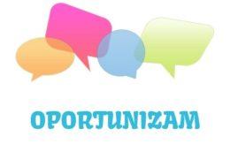 Oportunizam - značenje, pojam