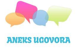 Aneks ugovora - šta je, značenje, upotreba