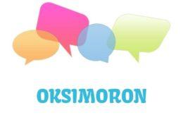 Oksimoron - značenje, pojam