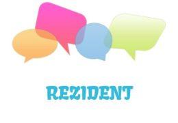 Rezident - značenje, pojam